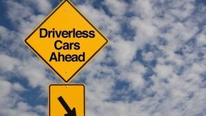 Driverless cars are out of our control