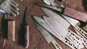 Knife making is far from a dying craft