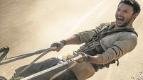 Jack Huston and Timur Bekmambetov help breathe new life into the classic Ben-Hur