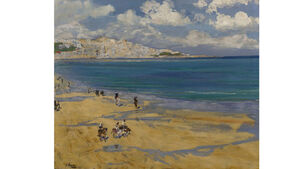Lavery's life-long love of Tangiers on show at Sotheby's