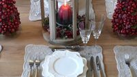 Top tips for setting the perfect Christmas table