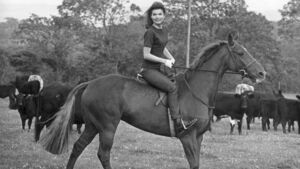 Jackie Kennedy's love of, and visits to, Ireland
