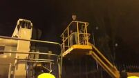 Offer of 'self rescue course' for man saved from cherry-picker over weekend in Cork
