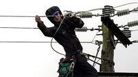 Thousands still without power after storm hits