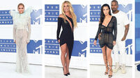 On the red carpet: Beyonce, Britney, Kim Kardashian, Nicki Minaj