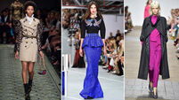The top 6 trends for S/S 2017 from London Fashion Week