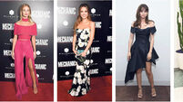 On the red carpet: Rosie Huntington-Whiteley, Jessica Alba, Ana de Armas, Natasha Lyonne