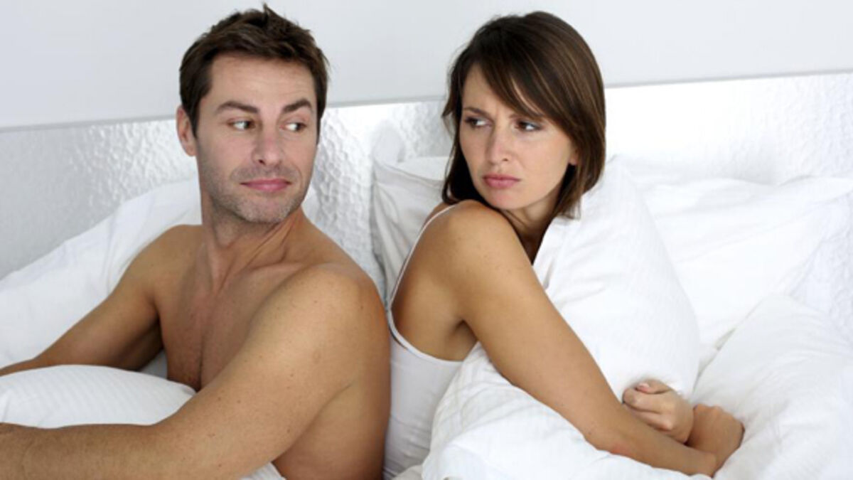 Why guys lose an erection during sex