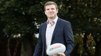The shape I'm in: Gordon D'Arcy, former rugby player