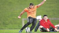 Thomond braced for perfect storm