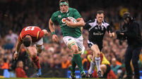 Argentina clash not revenge mission, says cool CJ Stander