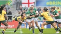 Few positives amid gloom as Ireland again on back foot