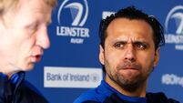 Blow for Leinster as Rob Kearney and Jamie Heaslip out for Wasps clash