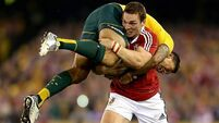 Shaun Edwards expects George North to up game