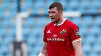 Reds have no special rights, says Peter O'Mahony