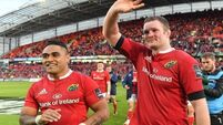 Donnacha Ryan set for quick Thomond return