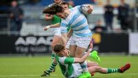 Brilliant Blackrock book ticket for Leinster Schools Senior Cup final