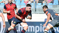 Erasmus warns a repeat of Castres will mean no points for Munster