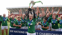 Ireland hope Women's Rugby World Cup will leave a lasting legacy