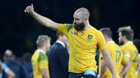 Brumbies star Wallaby Scott Fardy to link up with Leinster