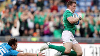 Ruthless Ireland leave Italy chasing shadows