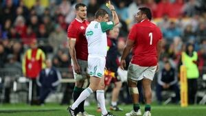 Three talking points from team selections for third Lions Test