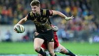 All Blacks bank on younger Barrett brother