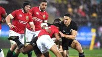 Anthony Watson: Sonny Bill Williams wasn't trying to hurt me