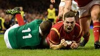 Ireland crushed by Wales' power play