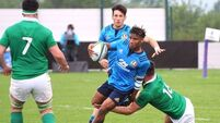 Italy make Ireland pay with last-gasp try