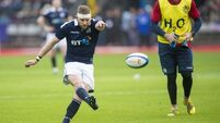 Finn Russell rues luck as Scotland fall to France's fightback