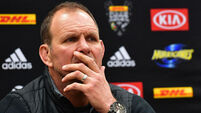 Homebird John Plumtree misses those road trips with Joe Schmidt