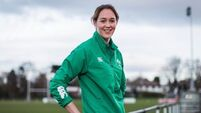 Marie Louise Reilly ready for charged occasion against Wales