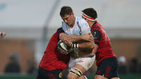 Munster reveal South African signings Cloete and Grobler