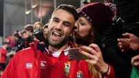 Conor Murray sets the standards as likely test team find groove