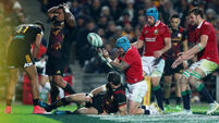 Lions gathering momentum with win against the Chiefs