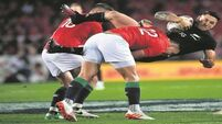 Gatland vents frustration over Lions' mindset and weakness in contact area