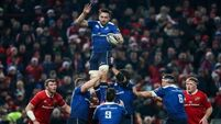 Leinster run will boost my Irish chances, says Jack Conan