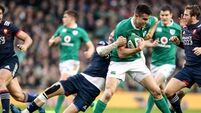 Conor Murray: 'The guys who came on laid that platform'