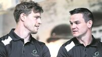 Johnny Sexton insists he doesn't 'milk it' over late tackles
