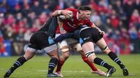 Munster's big Ds deliver: discipline, defence and defiance