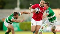 Munster get back on track after Saracens heartbreak