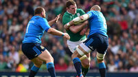 Donal Lenihan: Three key challenges for Ireland's Stadio Olimpico clash