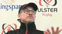 Les Kiss accepts pressure on at Ulster next year