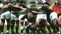 OBITUARY: World Cup-winning South Africa scrum-half Joost van der Westhuizen
