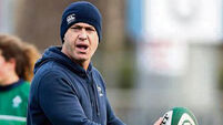 Tom Tierney reveals Ireland training squad for RWC17