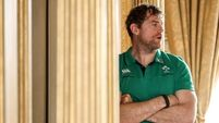 World Cup success missing link for Jamie Heaslip