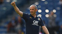 Proud Conor O'Shea defends Azzurri players