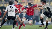 Munster's Dave O'Callaghan inspired by Niall Scannell progress