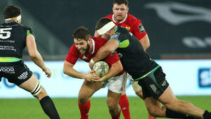 Rassie all smiles as Munster pass big Ospreys challenge